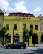 Hotel Arkada 3 csillagos