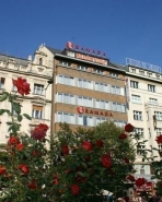 Hotel Ramada Prague City Centre 4 csillagos
